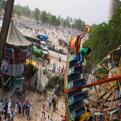 Uttarayani Fair Place to visit